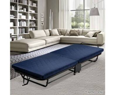 Excellent Quality Foldable Adjule Guest Bed With Mattress S