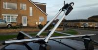 Exodus roof mount cycle carrier/rack | in Scunthorpe ...