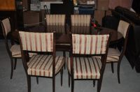 German Antique Dining Room Set | dining tables and sets ...