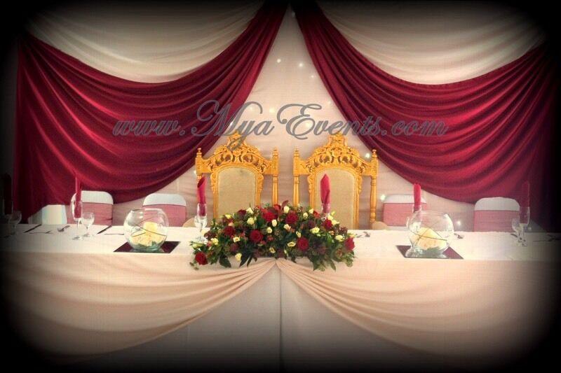 chair cover rental london jungle animal chairs wedding reception decoration £4 79p martini vase hire crockery ...