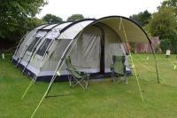 Outwell Bear lake 6 polycotton tent plus footprint and ...