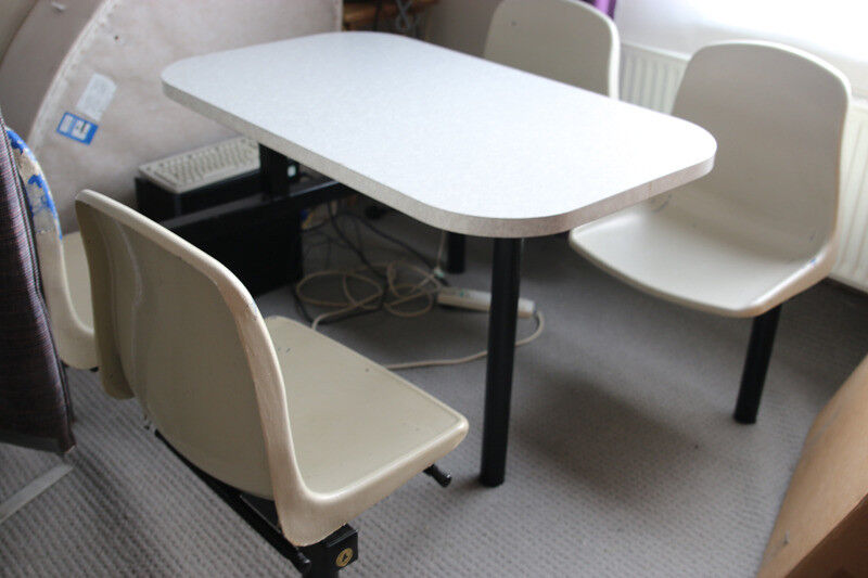 retro cafe table and chairs wwe steel chair real style in ebbw vale blaenau gwent