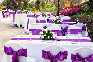 chair cover rentals gta red patio chairs rental find or advertise entertainment event services in party decor rent 1 00 table cloth