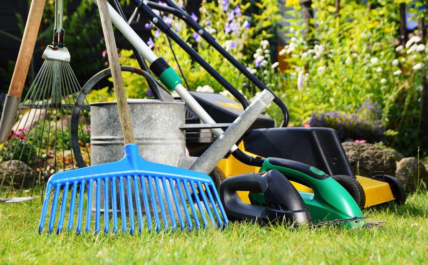 5 essential garden tools