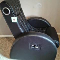 Black Leather Sofas On Gumtree Roma Sofa Art Van Reclining Gaming Chair With Built In Speakers | ...