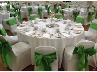 chair cover hire inverclyde sears lounge chairs in scotland other wedding services gumtree 65p and sash party cheap decorations table