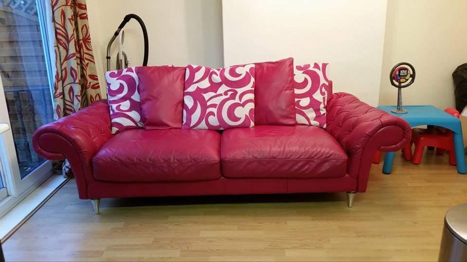 Genial Burlesque Pink Sofa Homedecoratingss Co