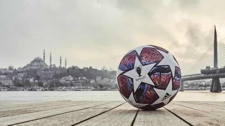 Adidas UEFA Champions League Istanbul 2020 Match Ball ...