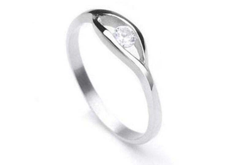 Girls Promise Rings