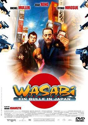 DVD * WASABI - EIN BULLE IN JAPAN - Jean Reno  # NEU OVP §