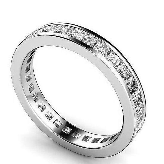 Platinum Diamond Ring  eBay