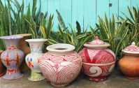 how to decorate a pot at home - 28 images - diy beachy ...