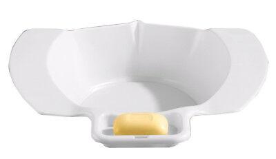 WENKO Bidet-Einsatz Einsatz Bidet WC Sitzbad Toiletteneinsatz mobil
