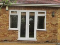 French Patio Doors with Side Windows | in Nazeing, Essex ...