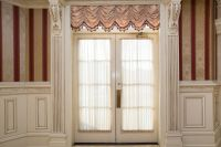 How to Hang French Door Curtains | eBay