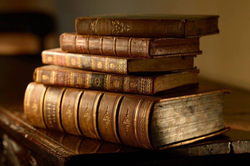 Image result for old books