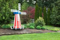 How to Build a Garden Windmill | eBay
