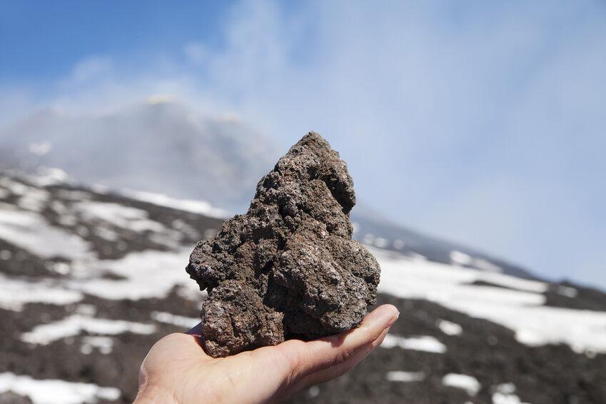 Wie entsteht Lava?
