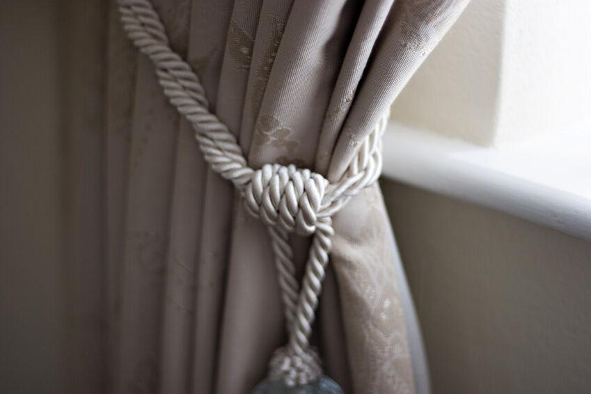 How To Attach Curtain Tiebacks EBay