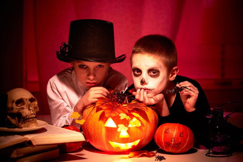 6 Ideas For A Kid Friendly Haunted House EBay