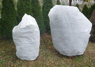 Winterschutz Frostschutz für Pflanzen Wintervlies Winterhaube Frostschutzhaube