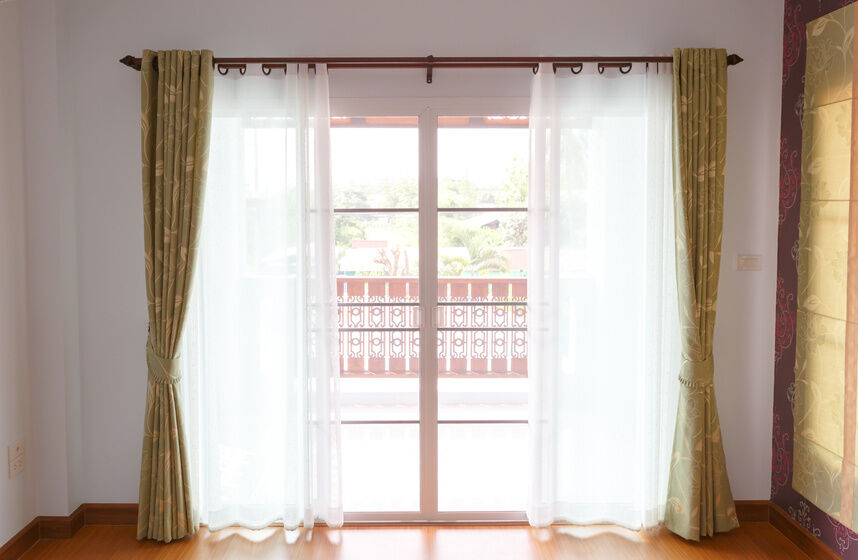 How To Choose Curtains For A Huge Window EBay