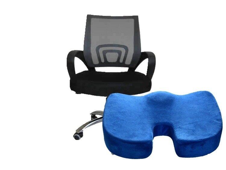 Orthopädisches Sitzkissen zur Entlastung von Rücken und ...