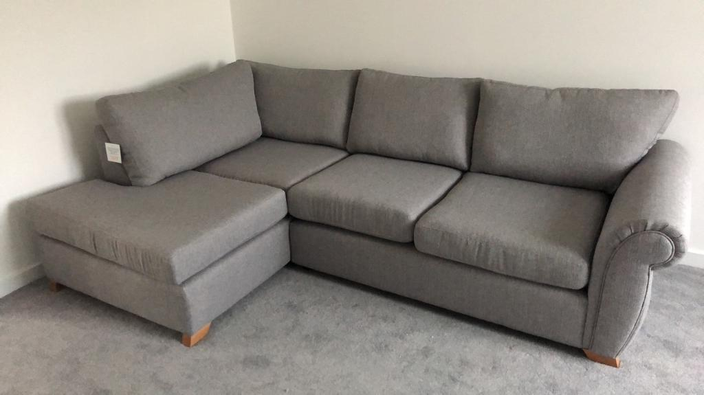 corner sofas glasgow gumtree quilted sofa covers for pets dfs weston grey new in southside