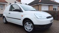 Ford Fiesta Van with roof rack | in Ipswich, Suffolk | Gumtree