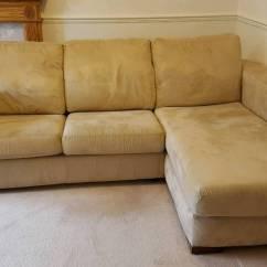 Chez Long Sofa Bed Diy Pallet Table Plans Corner Chair In Dalgety Bay Fife Gumtree