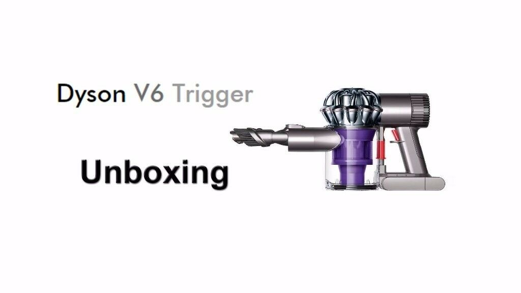 Dyson DC58 V6 Trigger Pro Bagless 350W Handheld Vacuum