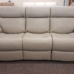 Electric Recliner Sofa Not Working Green Velvet Couch Furniture Village Relax Station Revive 3 Seater Grey Leather Can Deliver