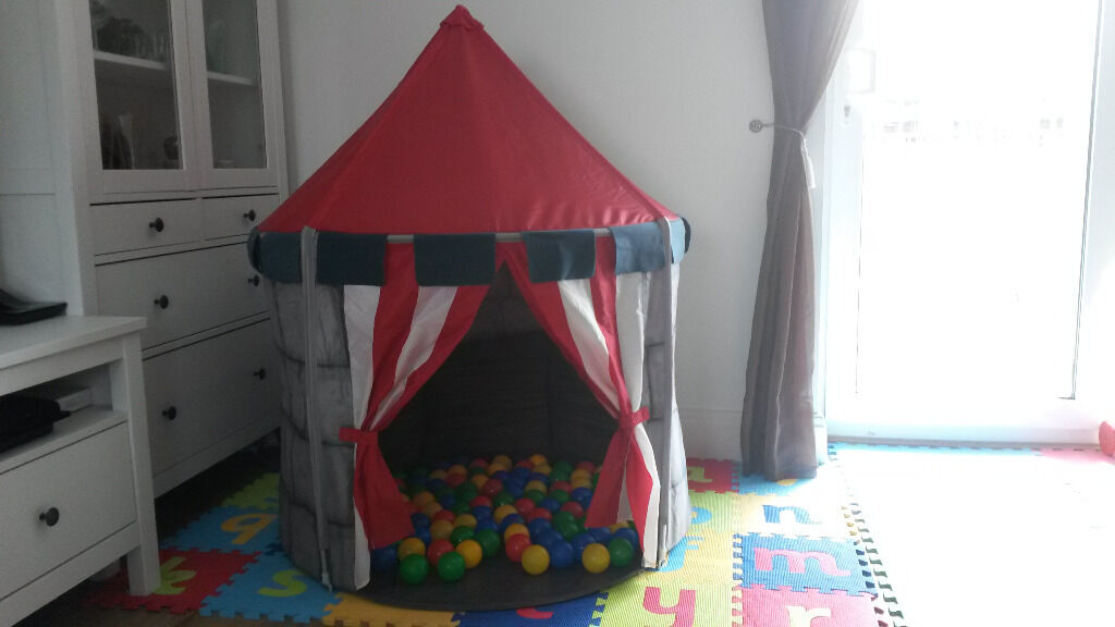 Ikea childrens circus play tent Buy, sale and trade ads