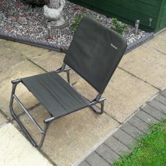 Fishing Roving Chair Evenflo Convertible 3 In 1 High Wychwood Lightweight Guest Bradwell Norfolk