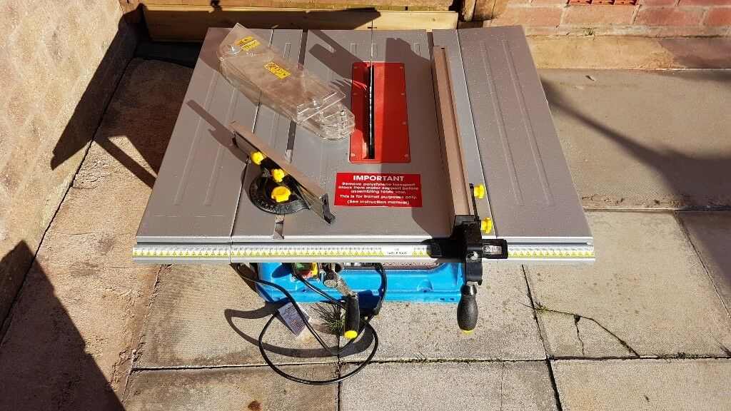 Clarke Woodworker 10 Table Saw Manual