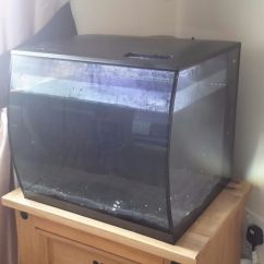 Fishing Chair No Arms Brooklyn Bonded Leather Lounger And Ottoman Fluval Flex 57 | In Weston-super-mare, Somerset Gumtree