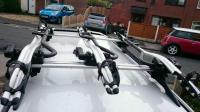 Thule proride 591 3 bike roof rack | in Bamber Bridge ...