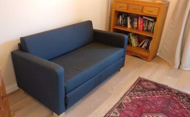 Ikea Ullvi 2 Seater Sofa Bed Bought November 2016 And
