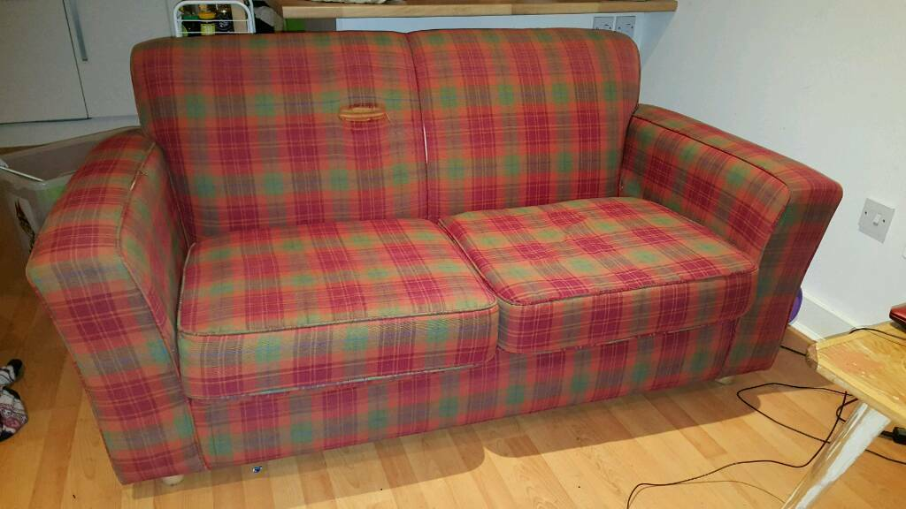 red leather sofas gumtree manchester bryght sofa reviews tartan chesterfield brown wing back ...