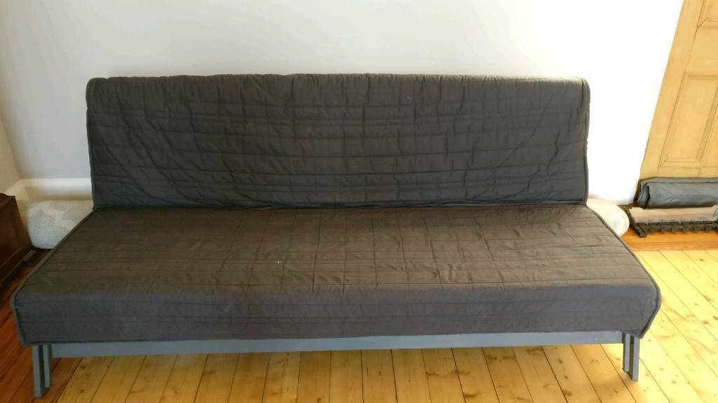 click clack sofa bed argos sectional sofas in utah ikea karlaby sofa-bed | trinity, edinburgh gumtree