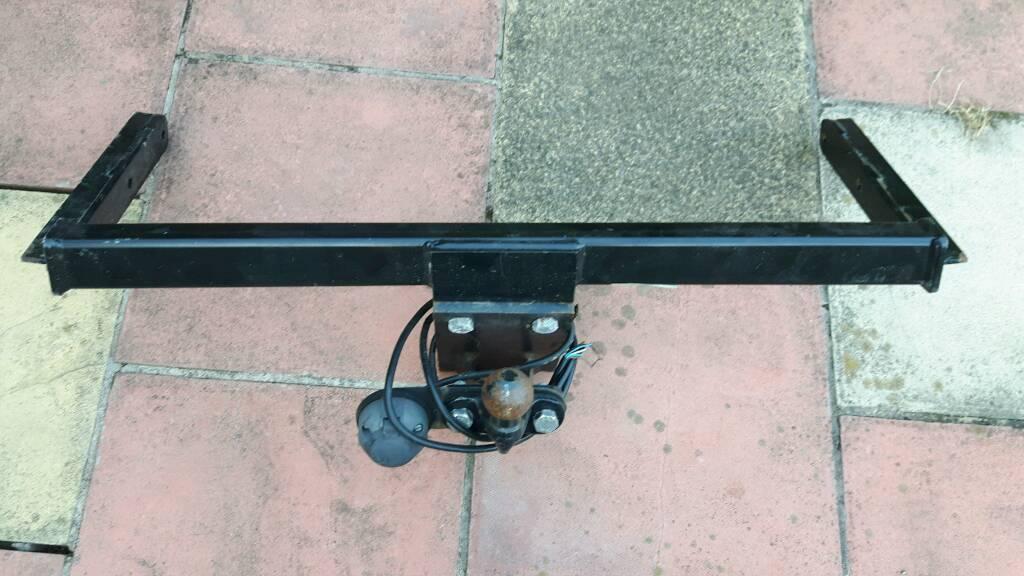 ford focus mk1 towbar wiring diagram huskee lt 4600 belt tow bar in coppull lancashire gumtree