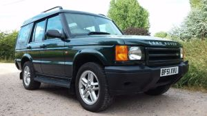 Service manual [2001 Land Rover Discovery Manual