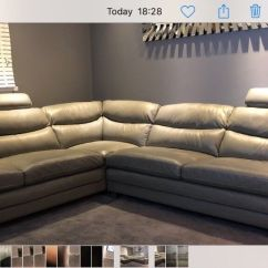 Corner Sofas Glasgow Gumtree Designer For You Reviews Grey Leather Sofa In East End