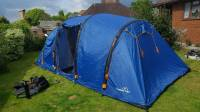 Freedom trail sollia 8 tent air inflatable | in Poole ...