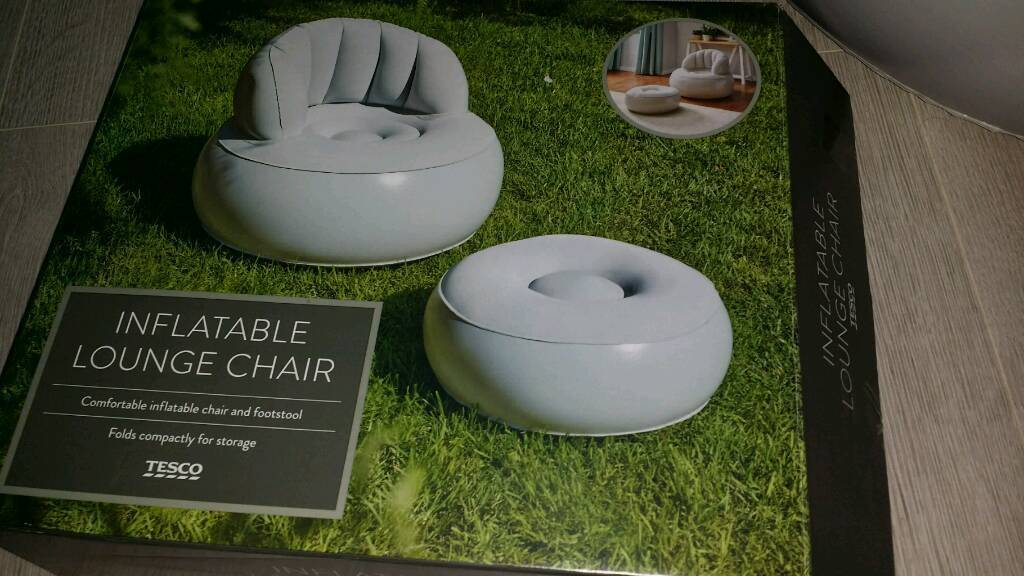 inflatable chair stool vitra hanging and for sale in oldham manchester