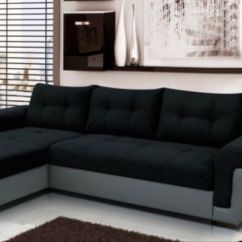 Corner Sofa Bed West London Fabric Repair Kit Cheap Sofas North Www Looksisquare Com Brand New Black And Grey In