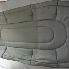 Fishing Chair Setup Wing Covers Clearance Large Jrc Cocoon Terry Hearn Bedchair Carp Bed