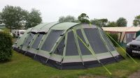 OUTWELL WOLF LAKE 7 CAMPING TENT | in Tilbury, Essex | Gumtree