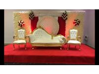 wedding chair covers pontypridd online australia in wales other services gumtree asian stage hire mendhi house lighting etc