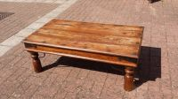Indian Wood Coffee Table | in Torquay, Devon | Gumtree